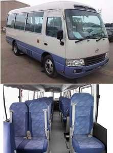 25 seater shuttle bus.