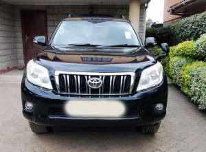 toyota prado j150 for hire at USD$120