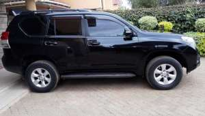 Toyota Prado J150 new shape rental