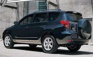 suv for hire, toyota rav4 for hire long term