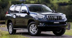 4x4 Toyota Prado on long term at discounted rates